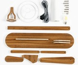 Posable Stick Figure Floor Lamp