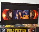 Retro VHS Cassette Lamp