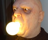 The Addams Family Uncle Fester Lamp