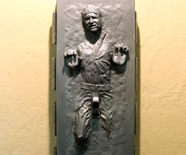 Han Solo in Carbonite Switch Plate