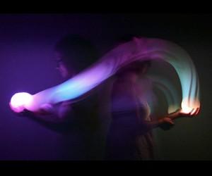 FLIP Throwable Spectral Light
