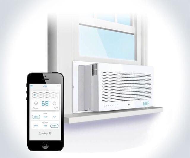 Aros Smart Window Air Conditioner Dudeiwantthat Com