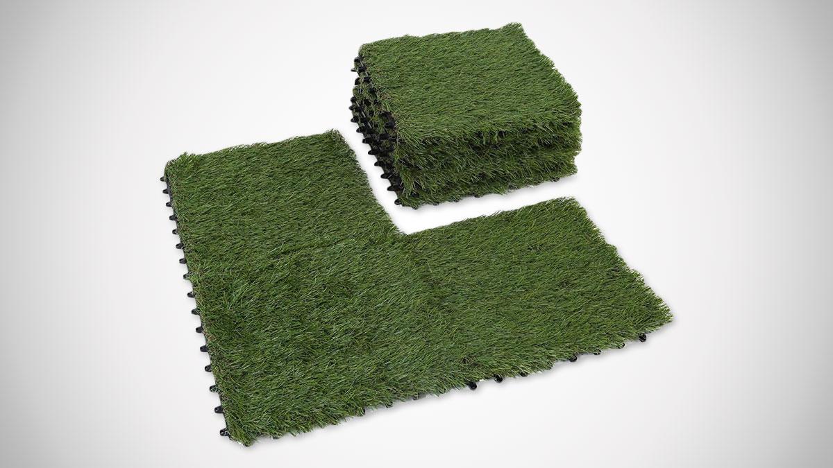Artificial Grass Interlocking Mats