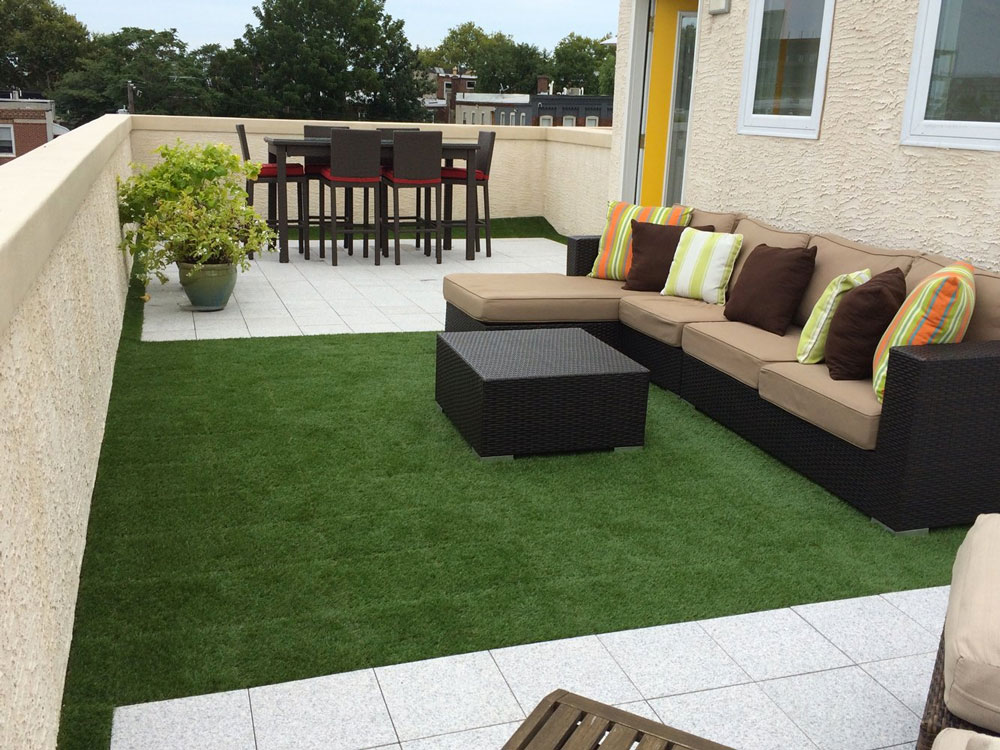 Artificial Grass Interlocking Mats Dudeiwantthat Com