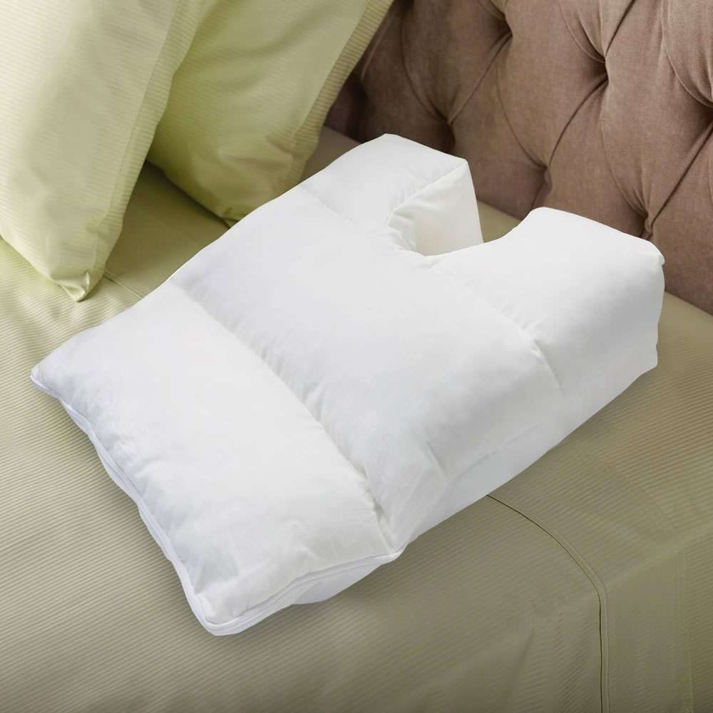 Back Pain Relieving Wedge Pillow Dudeiwantthat Com