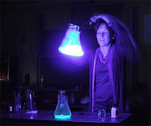 Blue Light Experiment Kit