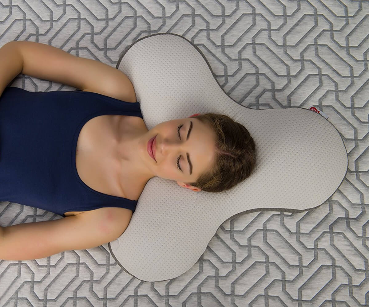 Celliant Sleep Boomerang Memory Foam Pillow