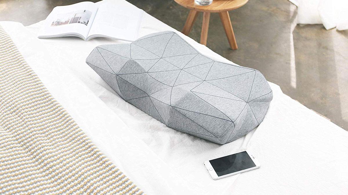 Ergonomic Smart Music Pillow
