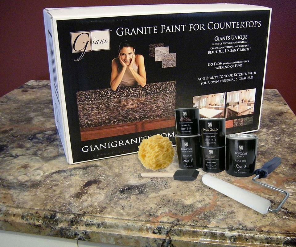 Giani Countertop Paint Kits ...