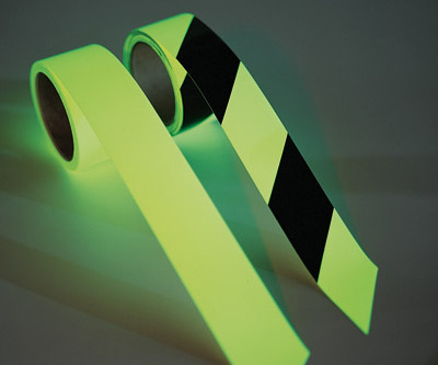 Glow-in-the-Dark Duct Tape   DudeIWantThat.com