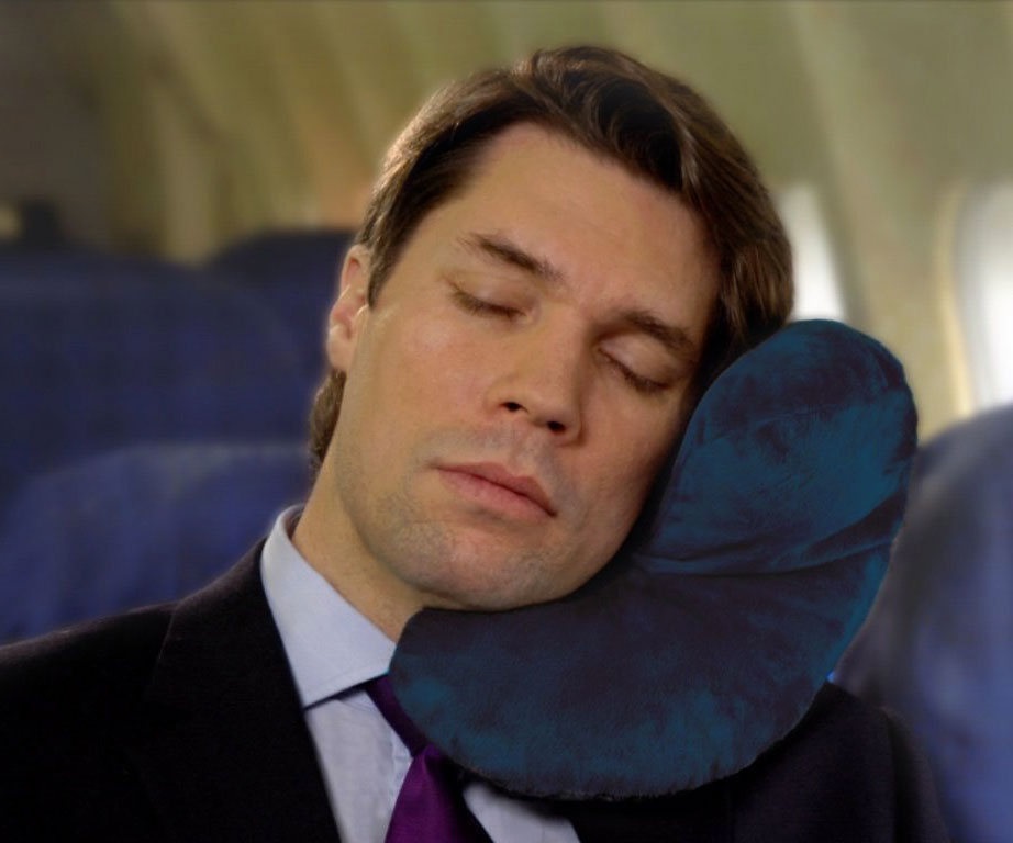 J Pillow Travel Pillow Dudeiwantthat Com