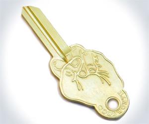 Middle Finger Key