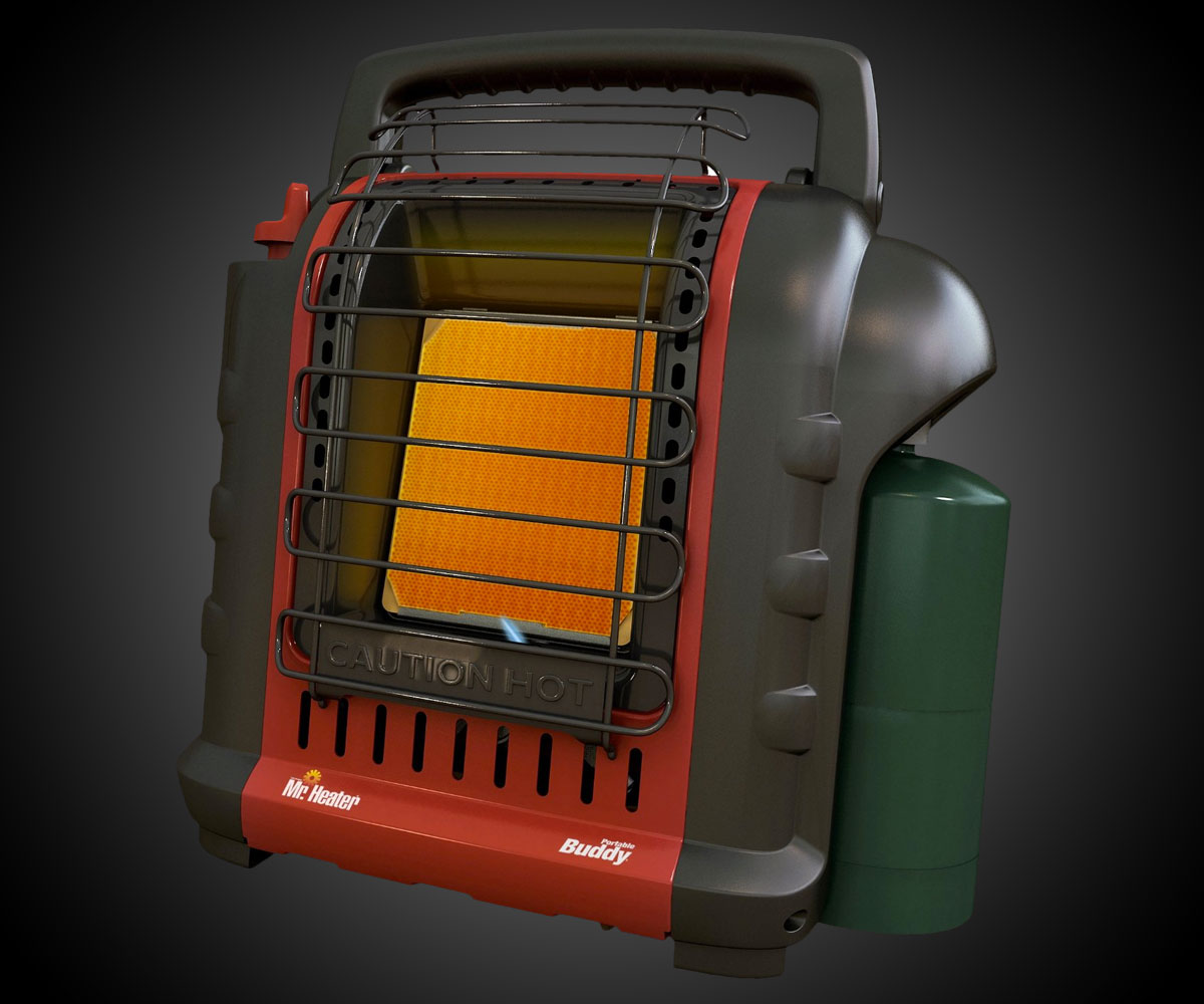 Mr Heater Portable Propane Heater Dudeiwantthat Com