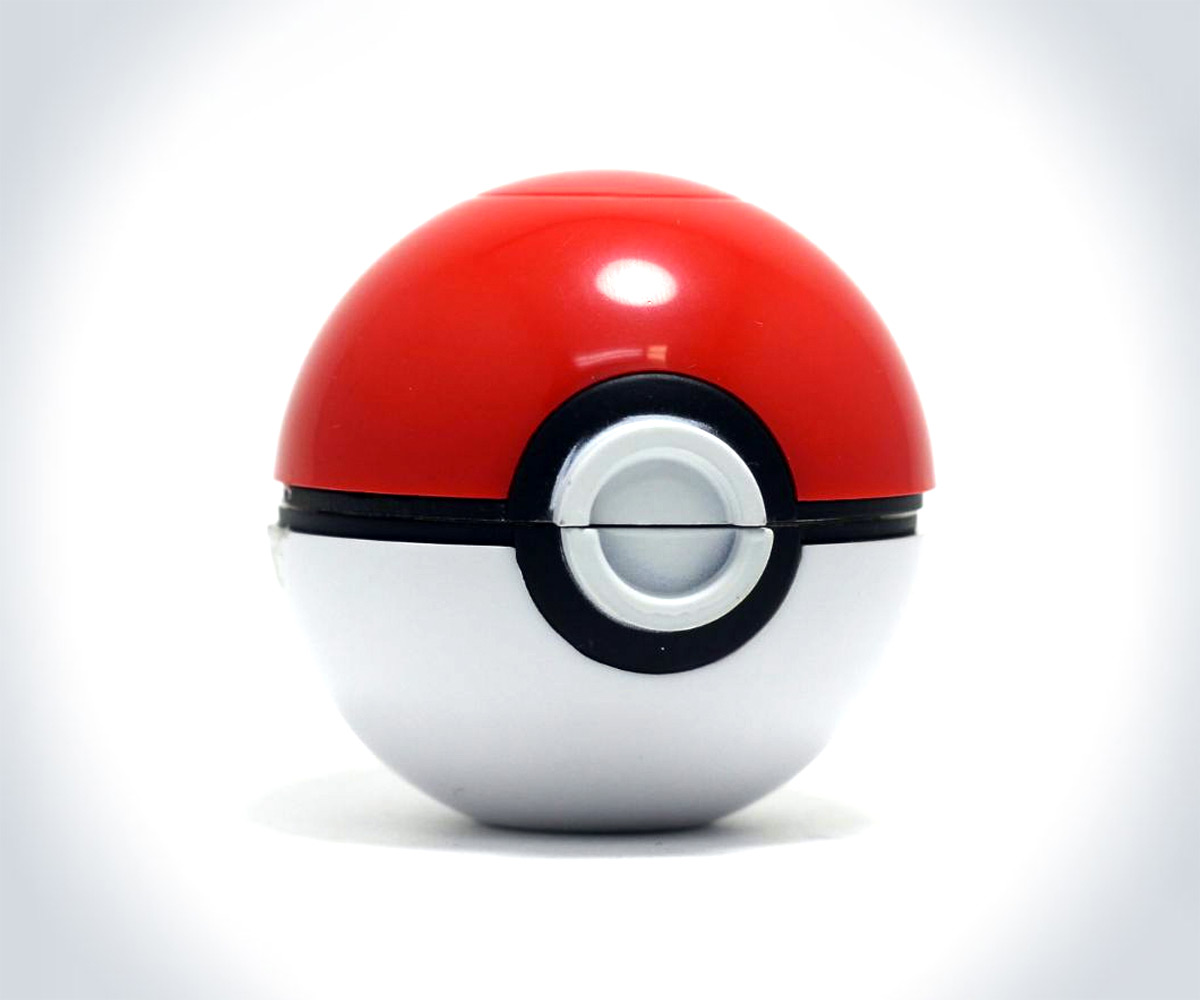 Pokemon Pokeball Herb Grinder