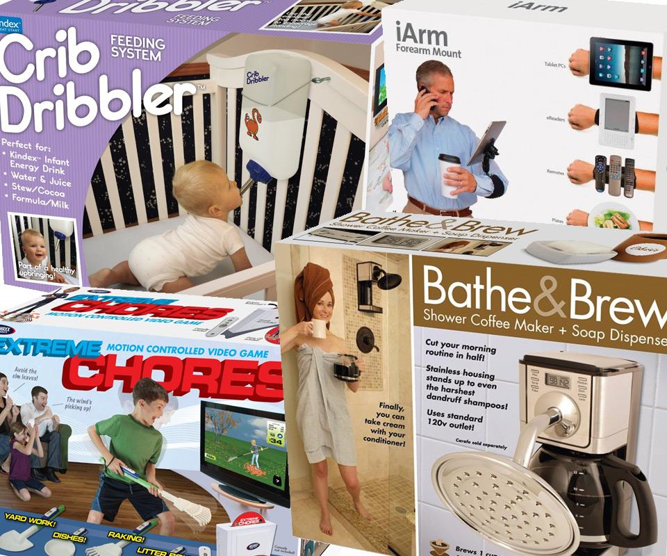 Prank Baby Gift Box : Prank pack fake gift boxes dudeiwantthat