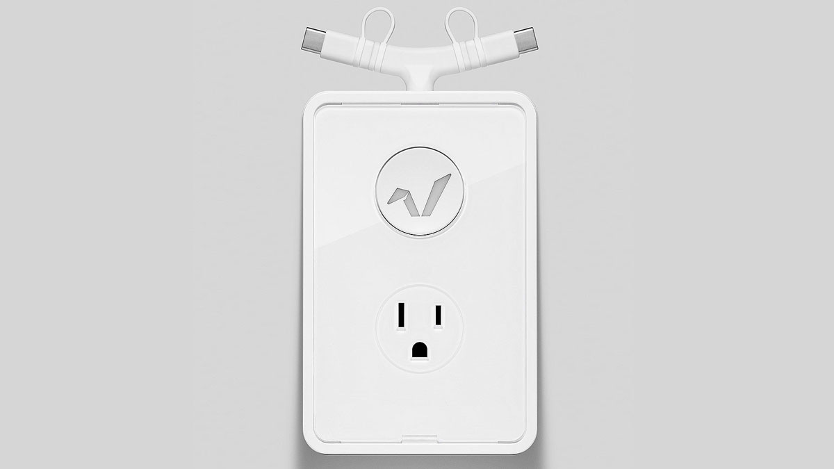 Rabbit Charger Outlet Cover