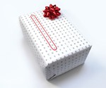 Word Jumble Wrapping Paper