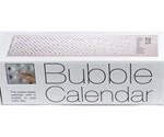 Bubble Wrap Calendar 2013
