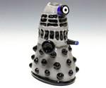 Dalek Pipe - Profile View