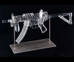 Glass Heckler-Koch MP5K Gun Pipe
