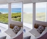 SONTE Window Film - App-Controlled Shades