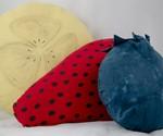 Waffle & Syrup Sheets - Fruit Pillows