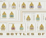 99 Bottles of Beer Scratch-Off Chart