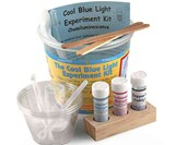 Blue Light Experiment Kit