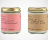 Candles of the Year by Anecdote Candles