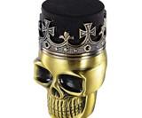 Crowned Skull Grinder