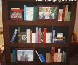 Custom Bookcase Quilt
