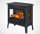 Duraflame 3D Infrared Quartz Fireplace Stove