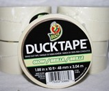 Glow-in-the-Dark Duct Tape