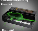 Hoont Electronic Rodent Trap