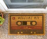Mix Tape Doormat