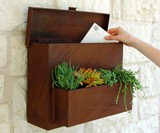 Mod Mettle Planter Box Mailboxes