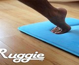 Ruggie Floor Mat Alarm Clock