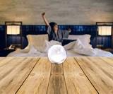 SleepBliss - Frequency Embedded Crystal Ball