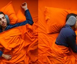 SleepMuffs Sound-Blocking Neck Pillow