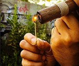 Smoak Wooden Cigar Pipe