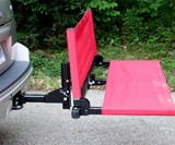 Take-A-Seat Hitch Bench & Carrier