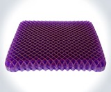 The Royal Purple No-Pressure Seat Cushion