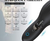 Unleash the Kraken Male Vibrator