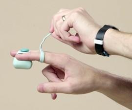 Fin Finger Vibrator (NSFW)