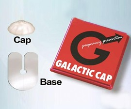 Galactic Cap Just-the-Tip Condom