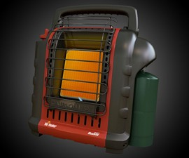 Mr. Heater Portable Propane Heater