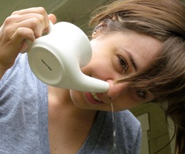 Neti Pot Sinus Cleaner