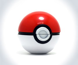 Pokemon Pokeball Herb Grinder