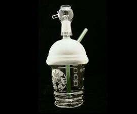 Starbust Dabuccino Water Pipe