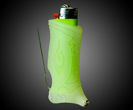 Toker Poker Glow-in-the-Dark Smoker's Tool